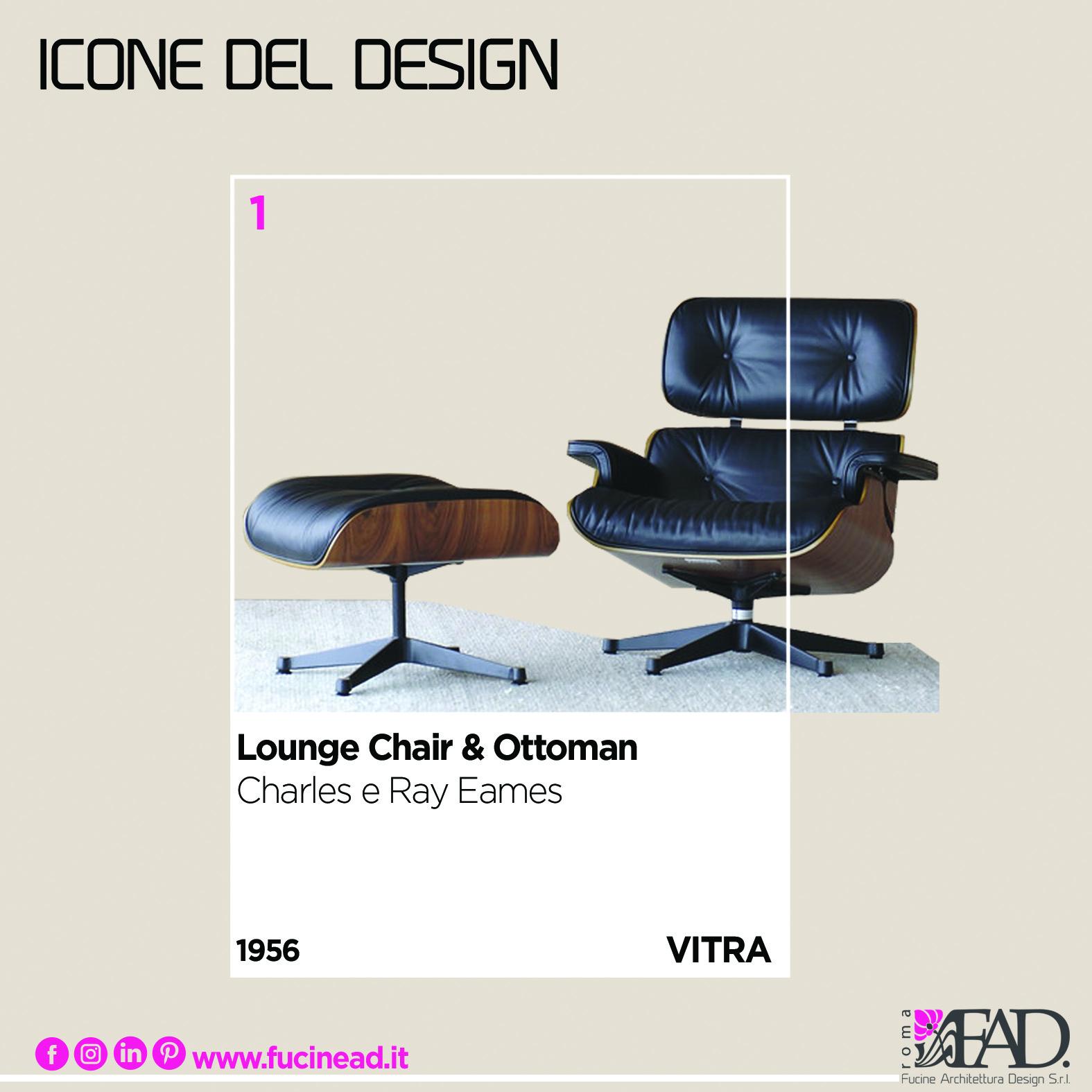 sedie icone del design