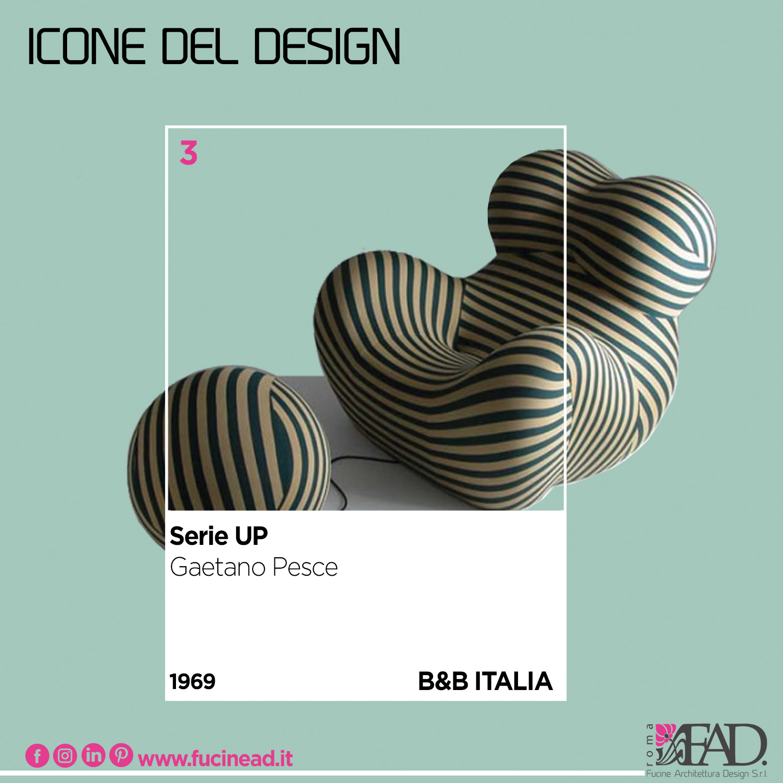 poltrone icone del design