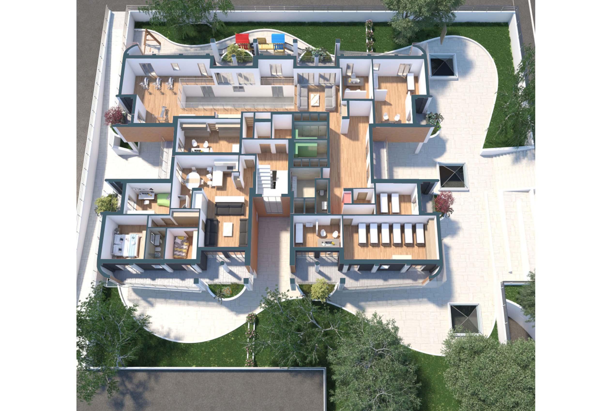 render studio architettura roma progetti