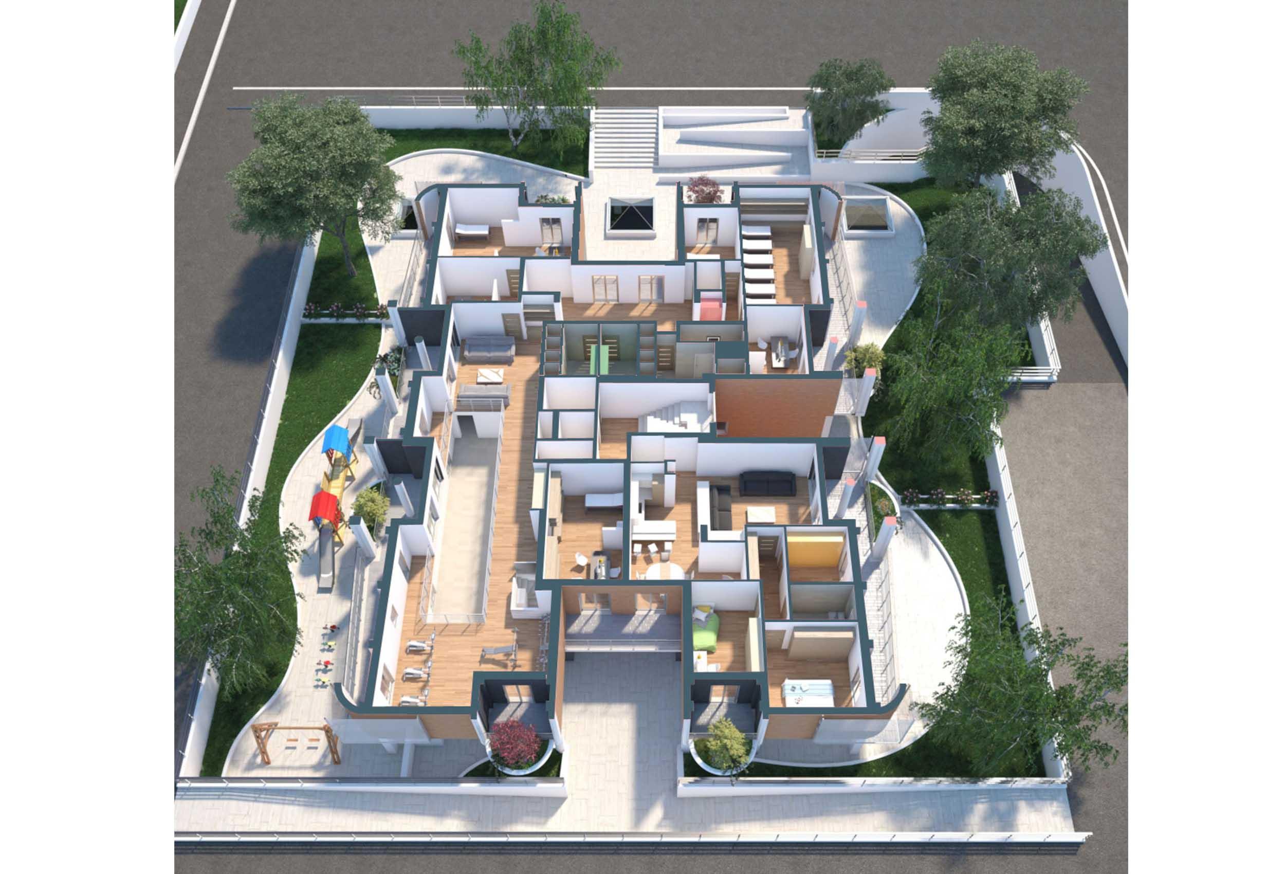 studio architettura roma progetti