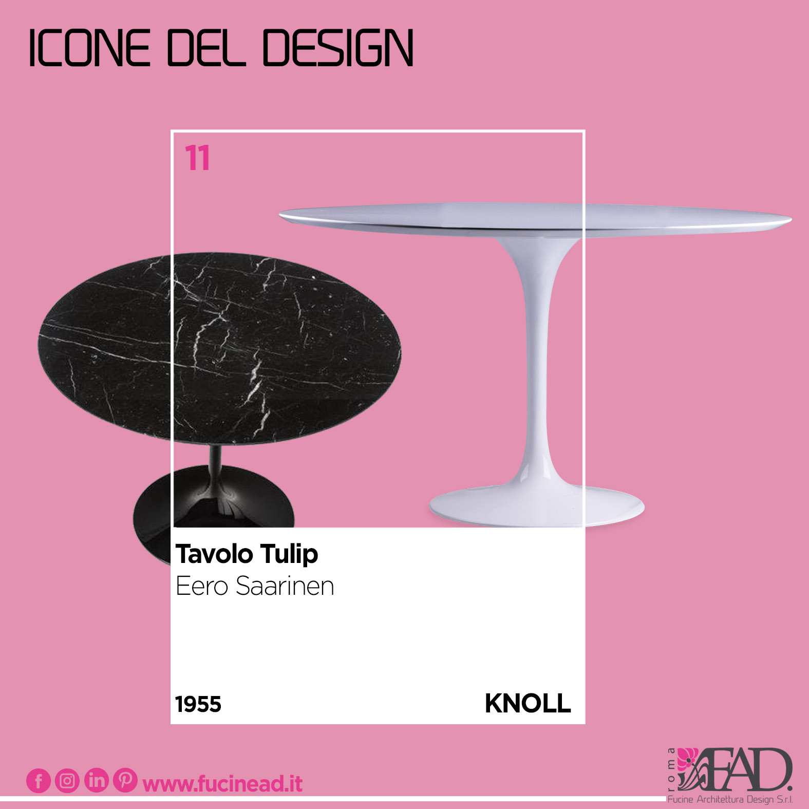 Tavolo Tulip