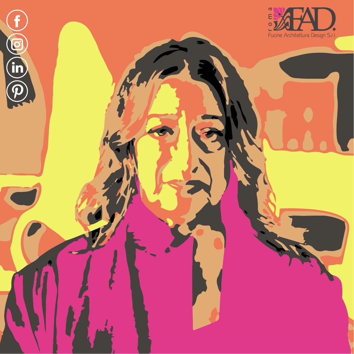 ZahaHadid_grafica_giornatainternazionalecontroviolenzadonne_FAD